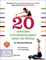 Libro: Con 20 minutos a la semana es suficiente para estar en forma
