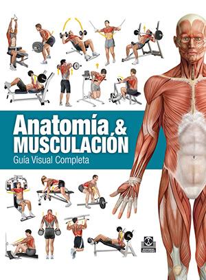 Libro: Anatomía & Musculación