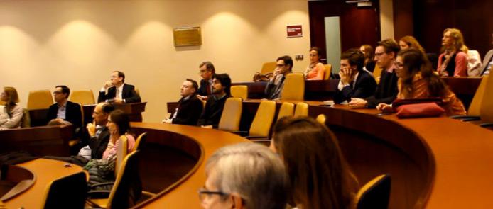 Sesión Formación Método Cánovas en IESE 5 de noviembre