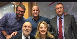 El Dr Cánovas explica los puntos clave de su entrenamiento de alta intensidad en Catalunya Radio